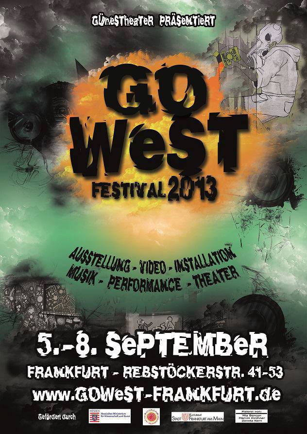 go west 2013